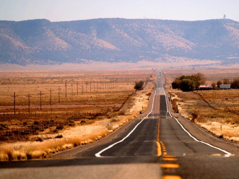 Journeying on the Mythical Road <H1>The appeal of America's famed Route 66<H1>