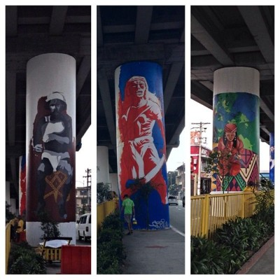 Philippine Art: The Best Places to View Street Art in Manila