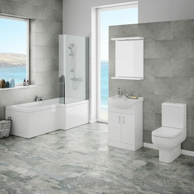 Budget Ways To Make Your Bathroom Feel Brand New