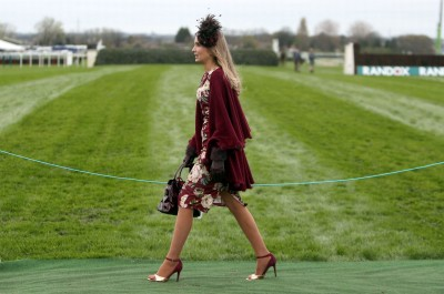 All Up For Aintree Ladies? Grand National 2018.
