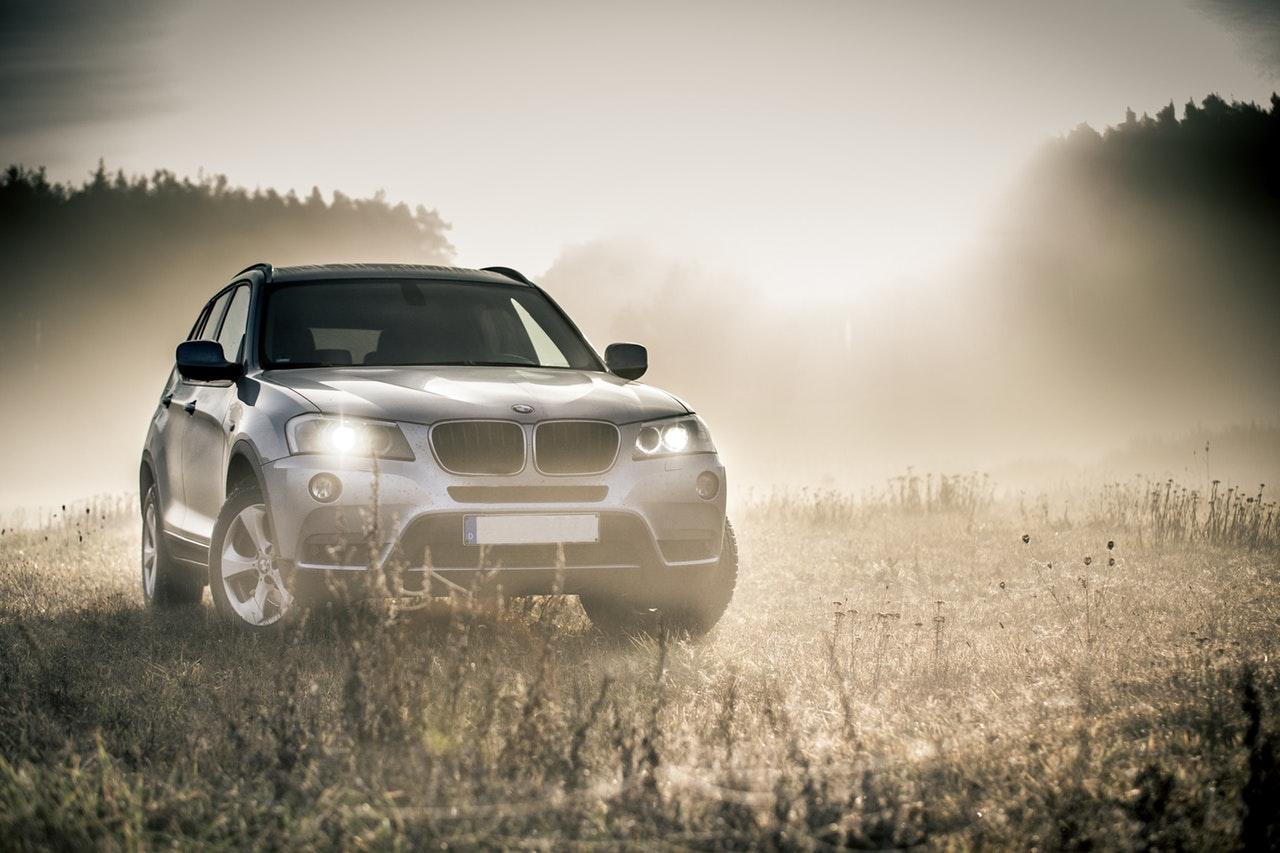 bmw-suv-all-terrain-vehicle-fog-89784