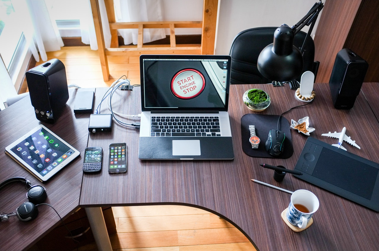 5 Important Things Your Home Office Needs