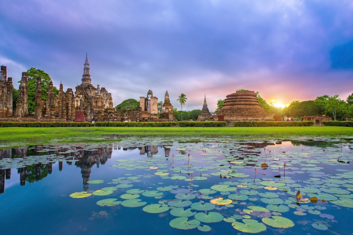 The Places You Don't Want to Miss in Thailand