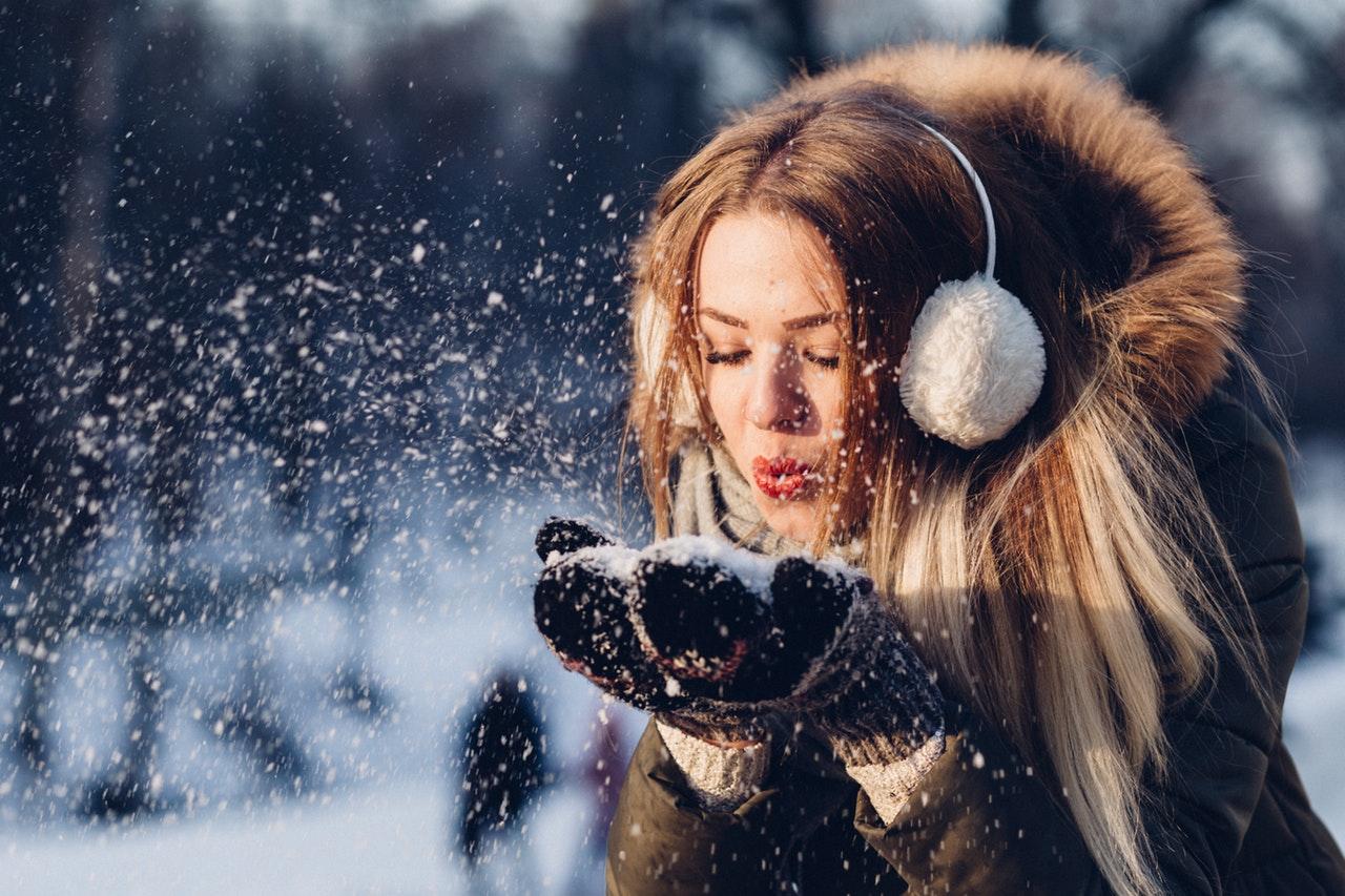 Having a wonderful winter staycation